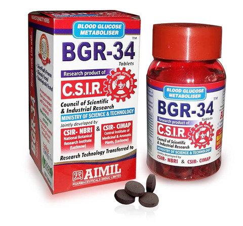 BGR for diabetes