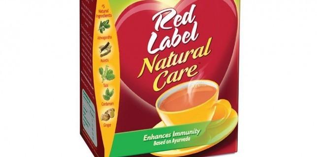 Red label natural tea